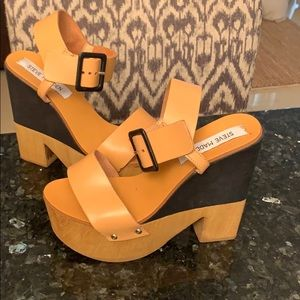 Steve Madden shoes platforms